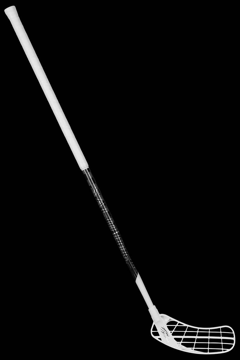 Salming Hawk Powerlite KickZone 27 white/black
