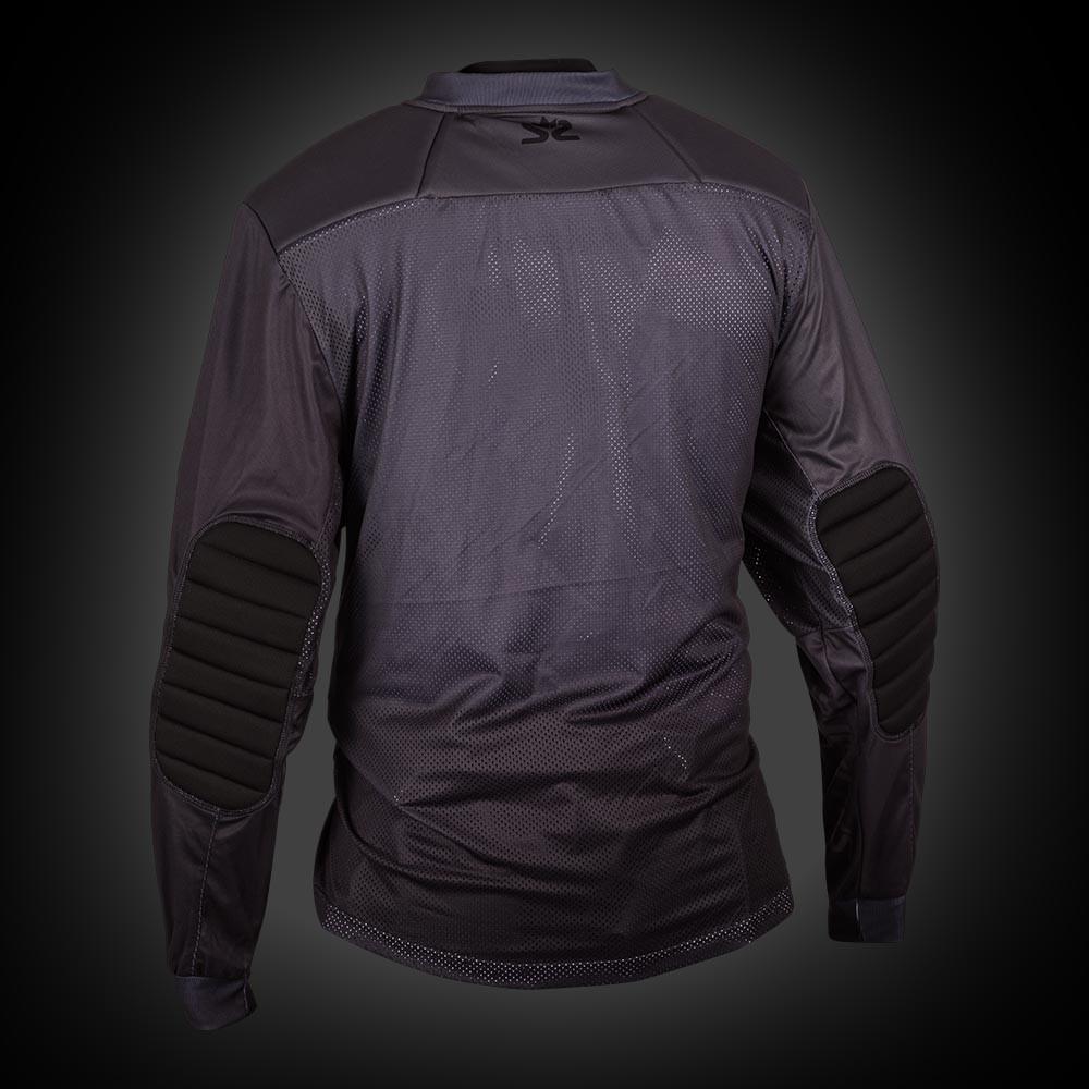 Salming Goalie Jersey Legend Senior dark grey/black