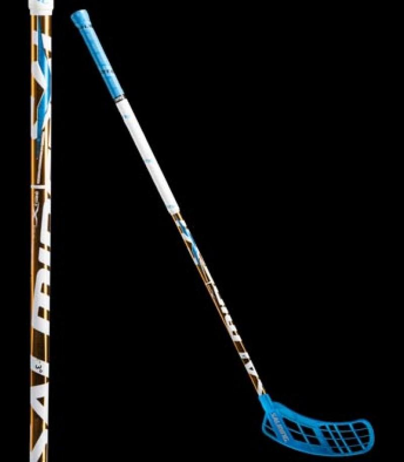 unihockeyshop_Salming Q3 X-Shaft KickZone TipCurve 3° 30 Junior