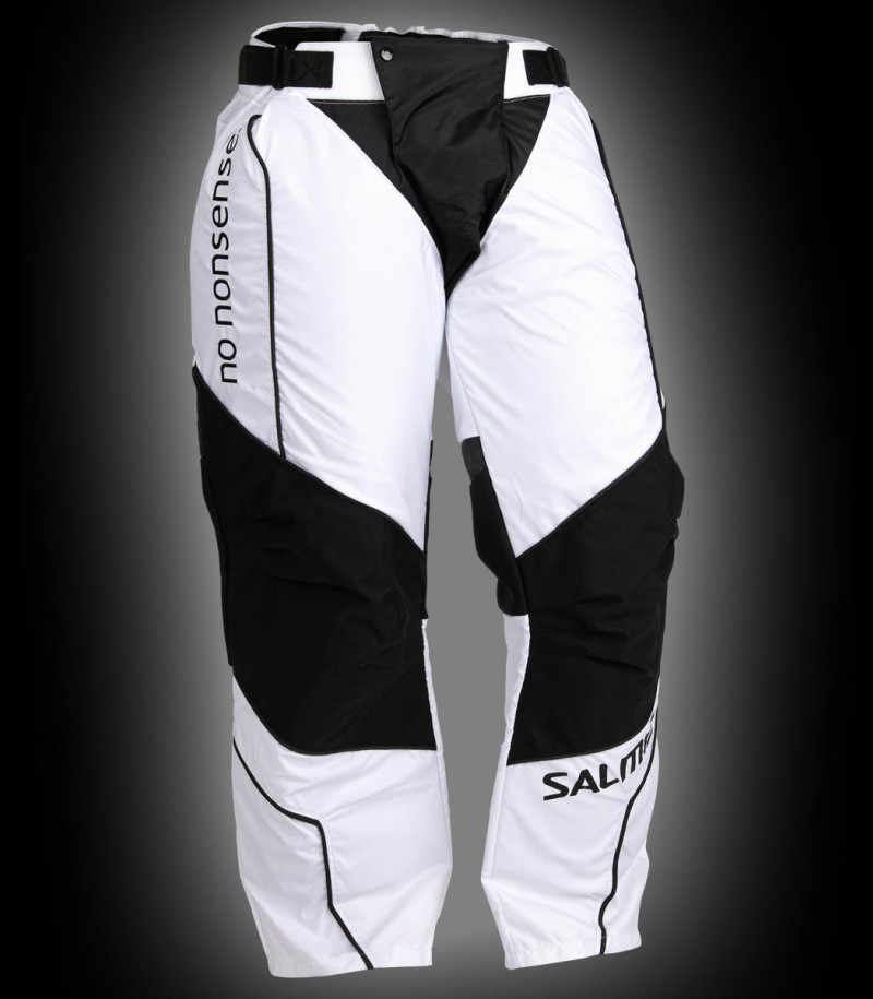 Salming Goaliepants Attila Senior white