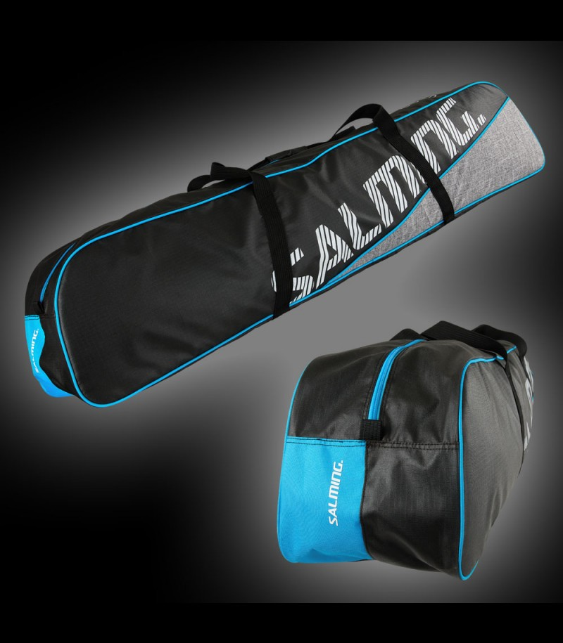 Salming Toolbag Pro Tour Junior black/grey melange
