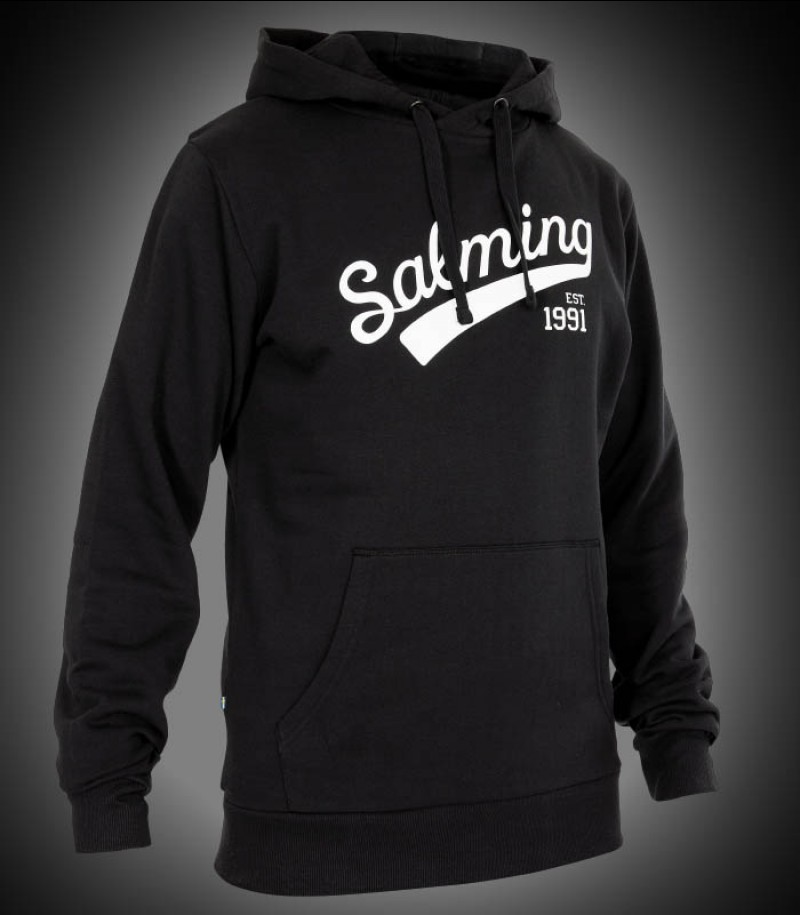 Salming Logo Hood black