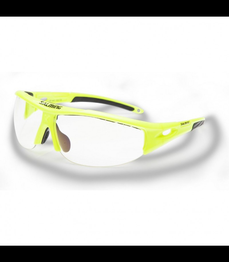 Salming Schutzbrille V1 Senior yellow
