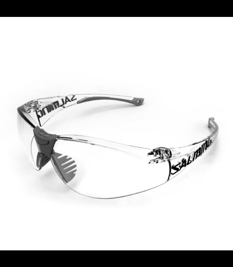 Salming Schutzbrille Split Vision Junior gun metal