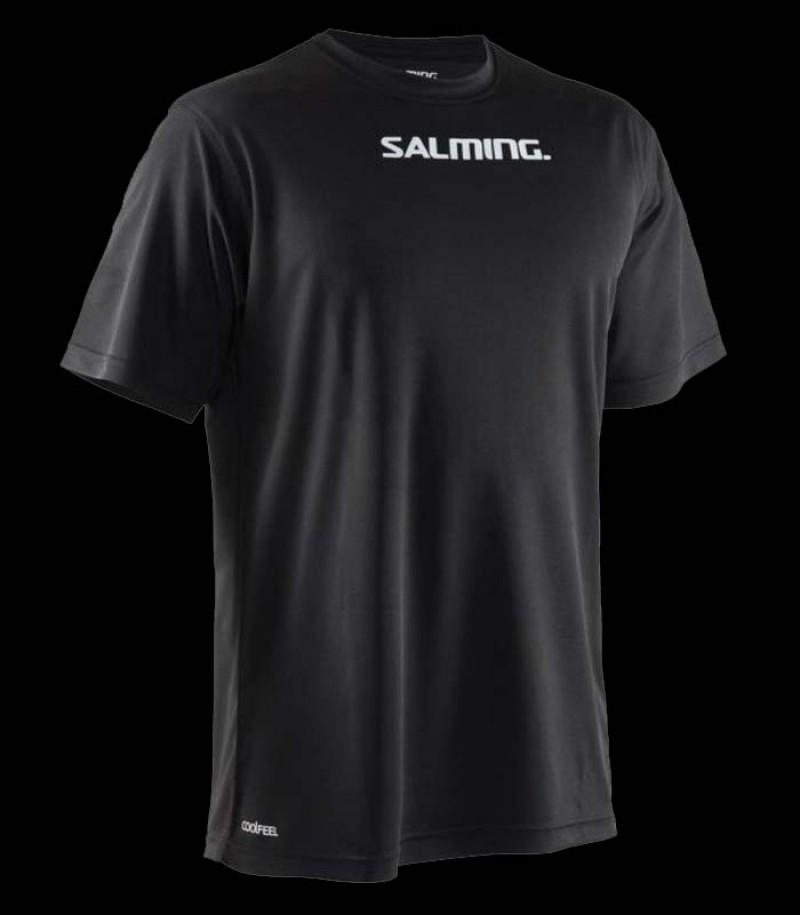 unihockeyshop_Salming Run Focus Tee Junior black