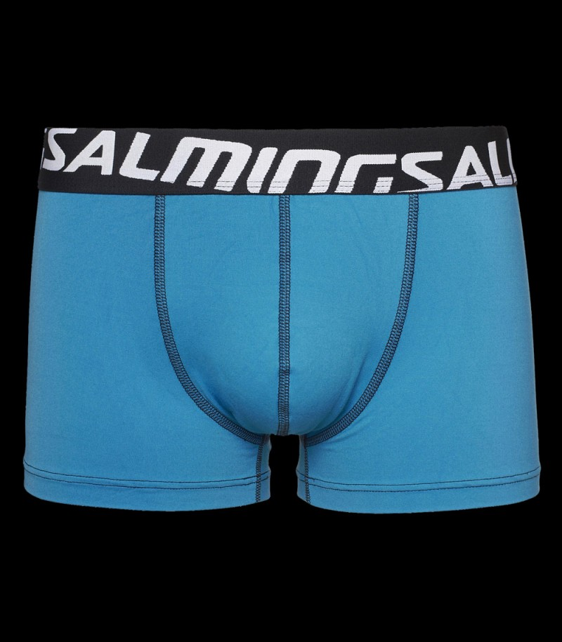 Salming Adrenaline Boxer Men cyan blue