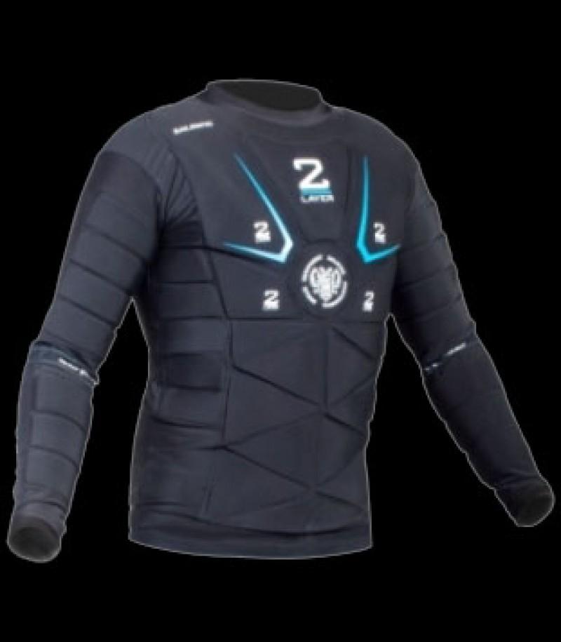 unihockeyshop_Salming Protec Goalie Jersey