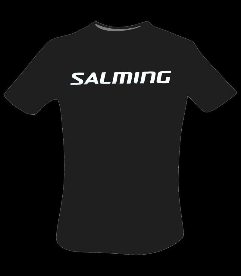 unihockeyshop_Salming T-Shirt Basic black