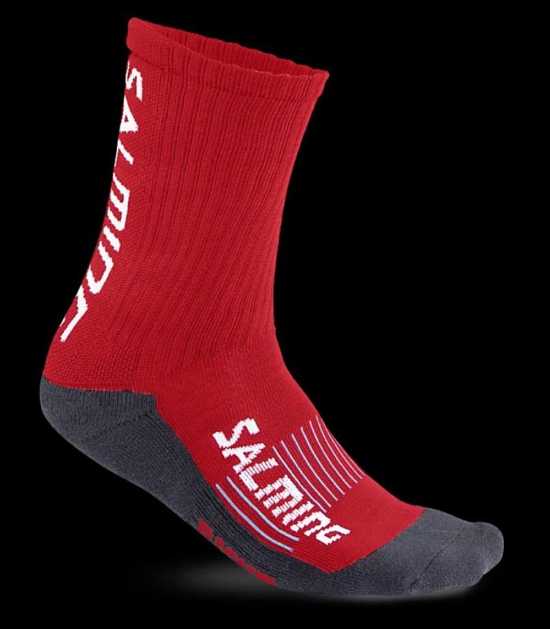 Salming Advanced Indoor Sock red